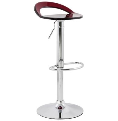 Bruis Bar Stool Red