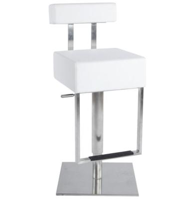Moly Bar Stool White
