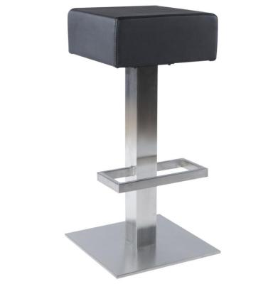 Moon Bar Stool Black