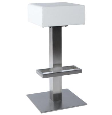 Moon Bar Stool White