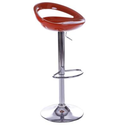 Riava Bar Stool Red