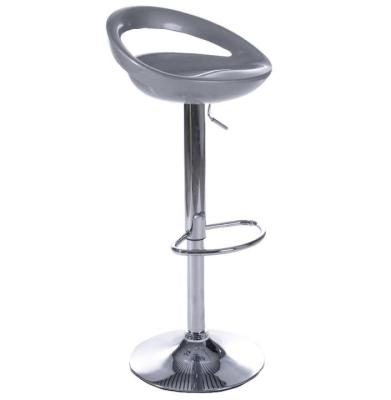 Riava Bar Stool Silver