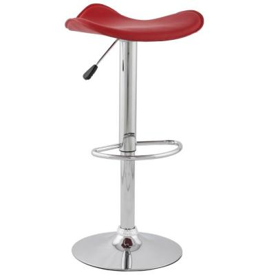Wave Bar Stool Red